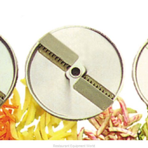 Eurodib DQ8 Food Processor, Slicing Disc Plate