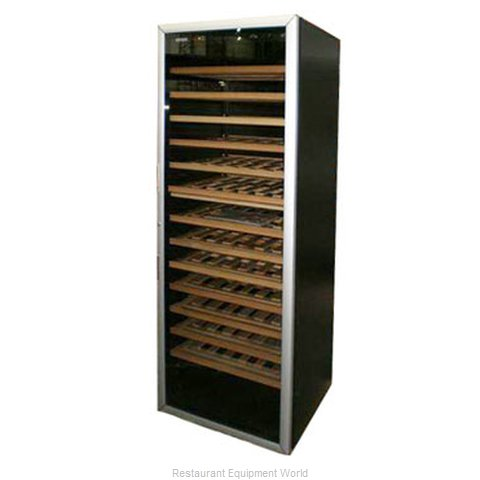 Eurodib EDBMTVD Reach-in Wine Refrigerator 1 section (Magnified)