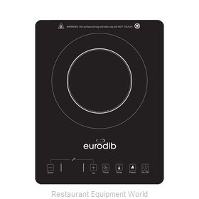 Eurodib EG13 Induction Range, Countertop