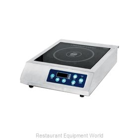 Eurodib F-IH-01SS Induction Range, Countertop