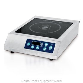 Eurodib F-IH-03SS Induction Range, Countertop