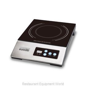 Eurodib FC1S013 Induction Range, Countertop