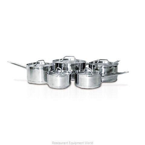 Eurodib HOMSET10 Induction Pot Pan Set