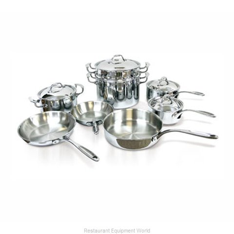 Eurodib HOMSET13 Pot Pan Set