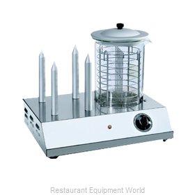 Eurodib HOTDOG Hot Dog Steamer