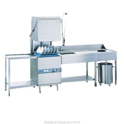 Eurodib L21EKS Dishwasher, Door Type