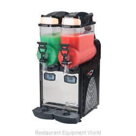 Eurodib OASIS2 Frozen Drink Machine, Non-Carbonated, Bowl Type