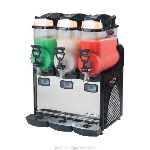 Eurodib OASIS3 Frozen Drink Machine, Non-Carbonated, Bowl Type
