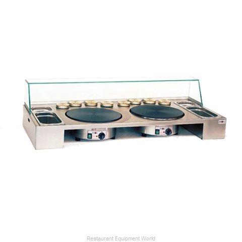 Eurodib PTAB4 Crepe Maker Accessories