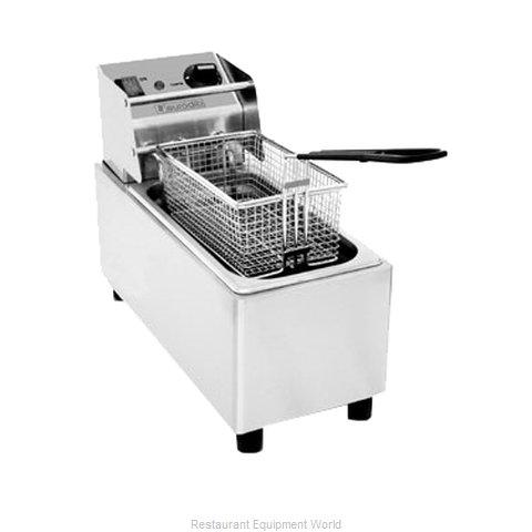 Eurodib SFE01860-240 Fryer, Electric, Countertop, Full Pot