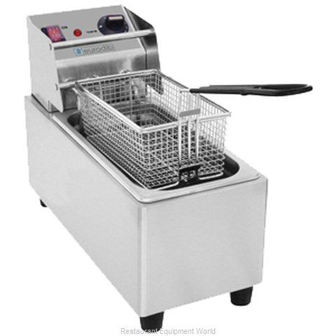 Eurodib SFE01860D-240 Fryer, Electric, Countertop, Full Pot