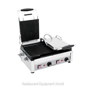 Eurodib SFE02365-240 Sandwich / Panini Grill
