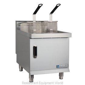 Eurodib T-CF30 Fryer, Gas, Countertop Full Pot