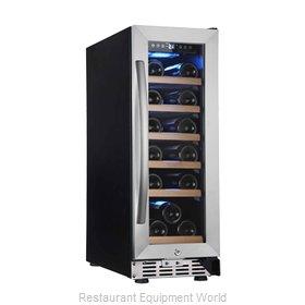 Eurodib USF18S Refrigerator, Wine, Reach-In
