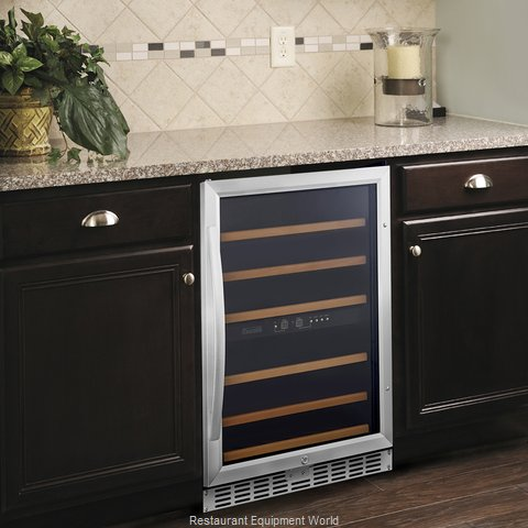 Eurodib USF54D Refrigerator, Wine, Reach-In