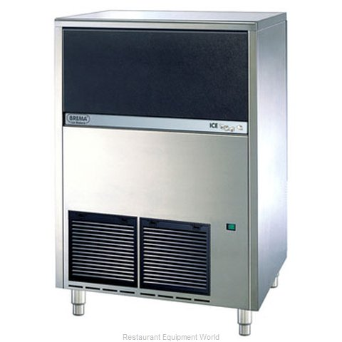 Eurodib VB250A Ice Maker Cube-Style (Magnified)