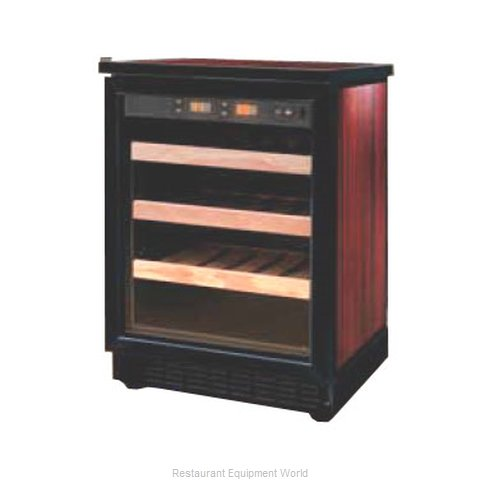 Eurodib WC003CW Reach-in Wine Refrigerator 1 section