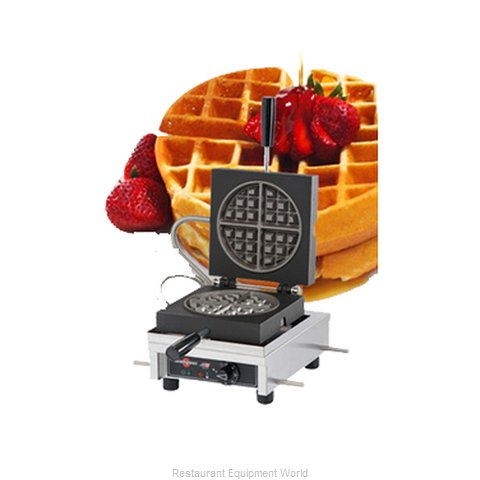 Eurodib WECCCCAS Waffle Maker (Magnified)