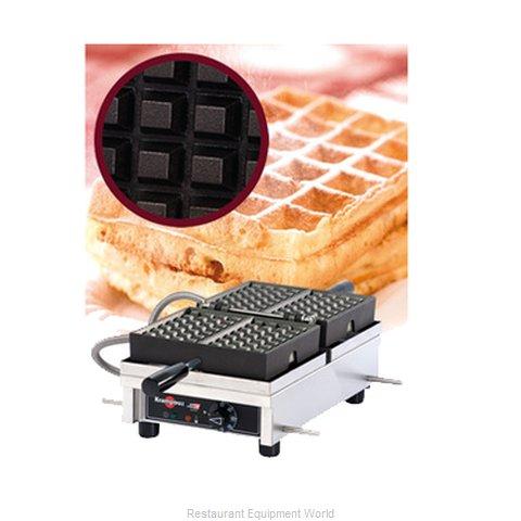 Eurodib WECDBAAT Waffle Maker