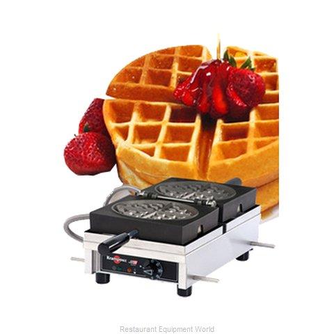 Eurodib WECDCAAS Waffle Maker
