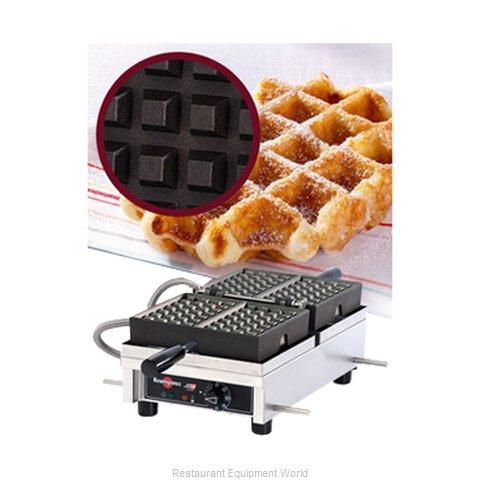 Eurodib WECDHAAS Waffle Maker