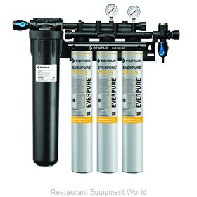 Everpure EV932773 Water Filtration System