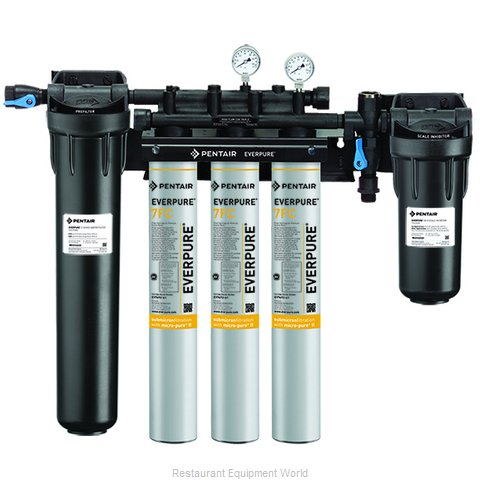 Everpure EV932973 Water Filtration System (Magnified)