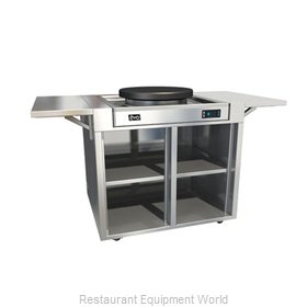 EVO 10-0037-CSC Equipment Stand, for Countertop Cooking