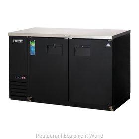 Everest Refrigeration EBB59-24 Back Bar Cabinet, Refrigerated