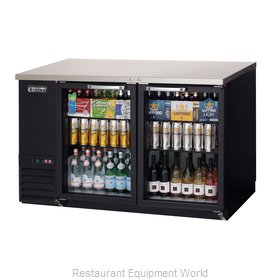Everest Refrigeration EBB59G-24 Back Bar Cabinet, Refrigerated