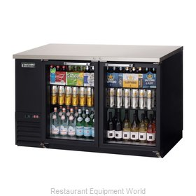 Everest Refrigeration EBB59G Back Bar Cabinet, Refrigerated