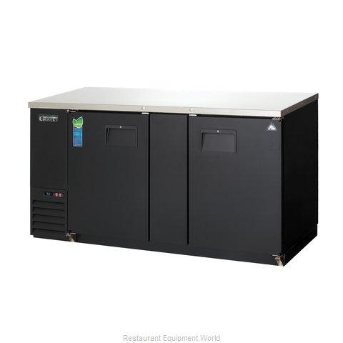 Everest Refrigeration EBB69-24 Back Bar Cabinet, Refrigerated