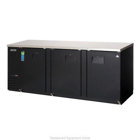 Everest Refrigeration EBB90-24 Back Bar Cabinet, Refrigerated