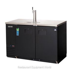 Everest Refrigeration EBD2-BB-24 Draft Beer Cooler
