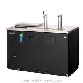Everest Refrigeration EBD2-CT Draft Beer Cooler