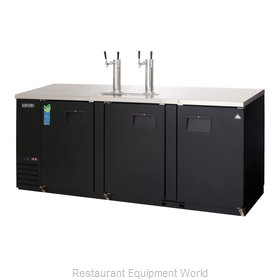 Everest Refrigeration EBD4 Draft Beer Cooler