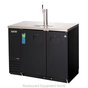 Everest Refrigeration EBDS2-BB-24 Draft Beer Cooler