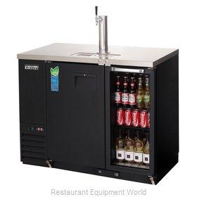 Everest Refrigeration EBDS2-BBG-24 Draft Beer Cooler