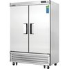 Everest Refrigeration EBF2 Freezer, Reach-In