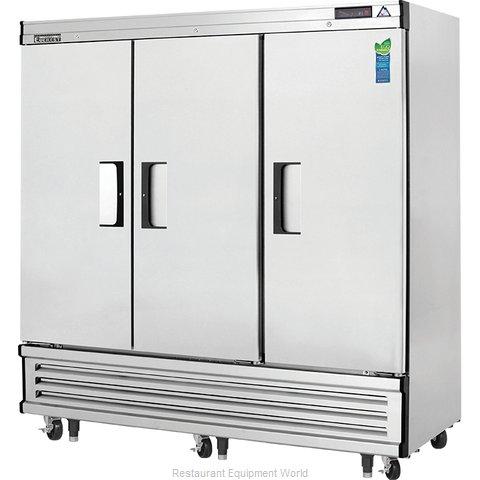 Everest Refrigeration EBF3 Freezer, Reach-In