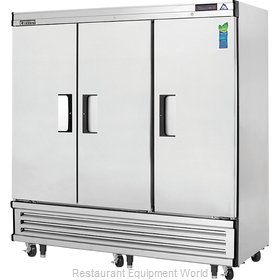 Everest Refrigeration EBF3 Freezer, Reach-In