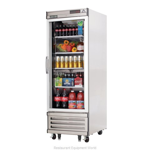Everest Refrigeration EBGR1 Refrigerator, Reach-In