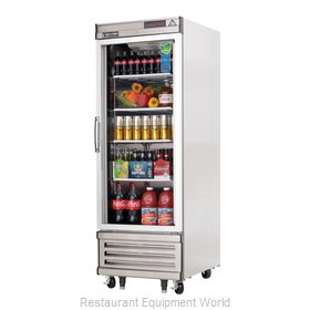Everest Refrigeration EBGR1 Refrigerator, Reach-In