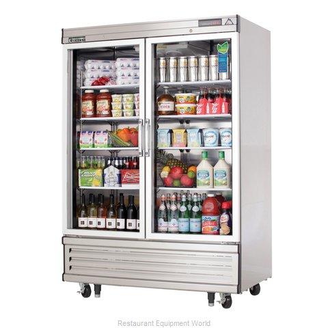 Everest Refrigeration EBGR2 Refrigerator, Reach-In