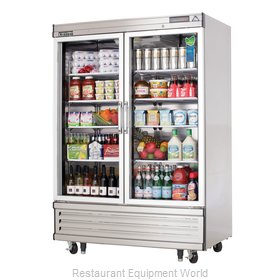 Everest Refrigeration EBGR2 Refrigerator, Reach-In