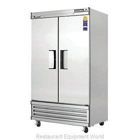 Everest Refrigeration EBNF2D Freezer, Reach-In