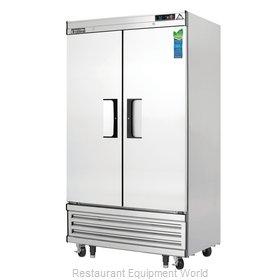 Everest Refrigeration EBNR2 Refrigerator, Reach-In