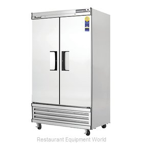 Everest Refrigeration EBNR2D Refrigerator, Reach-In