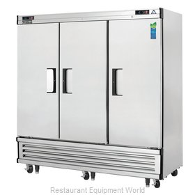 Everest Refrigeration EBRF3 Refrigerator Freezer, Reach-In