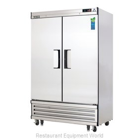 Everest Refrigeration EBSR2 Refrigerator, Reach-In